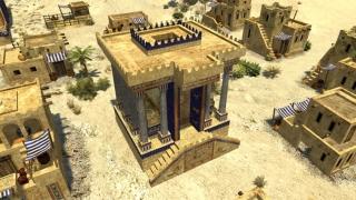 Persian Temple