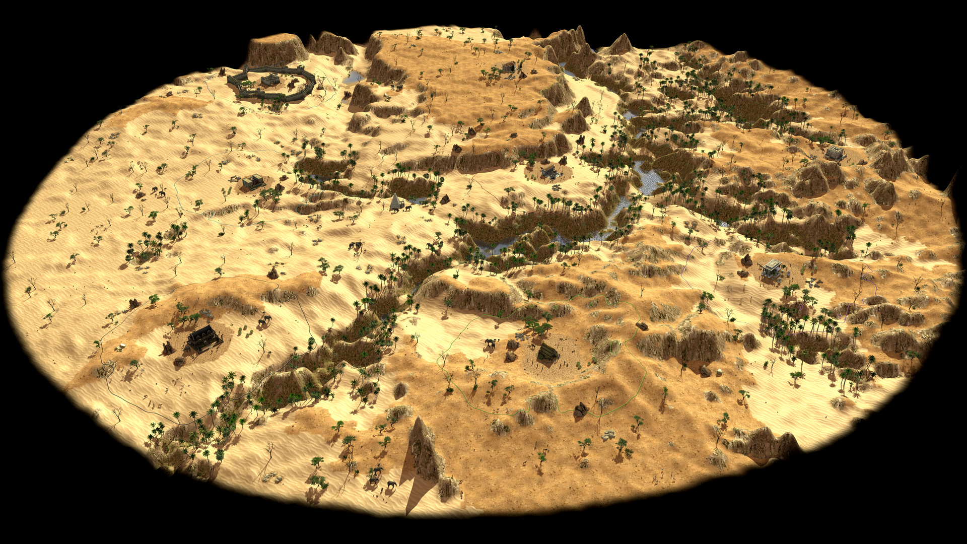 New random map u201cLower Nubiau201d 10MB 6k HD