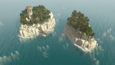 Mediterranean Islets