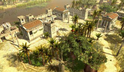Hellenized Ptolemaic buildings